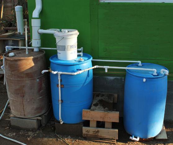 Rainwater Harvesting Roofwater Harvesting And Slow Sand